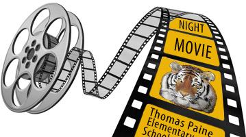 Thomas Paine Elementary School, Urbana IL- Movie Night
